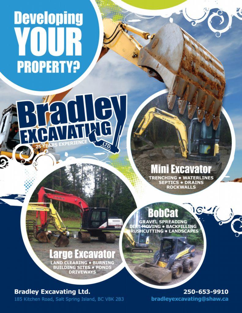 Salish Sea Real Estate Bradley Excavating Ltd.