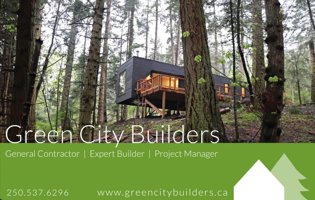 Salish Sea Real Estate Green City Builders