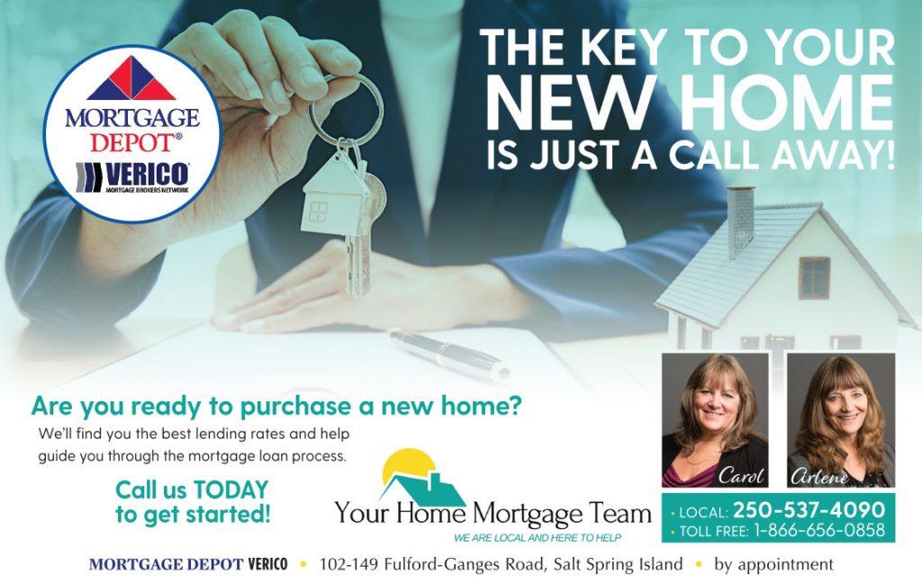 Salish Sea Real Estate Your Home Mortgage Team