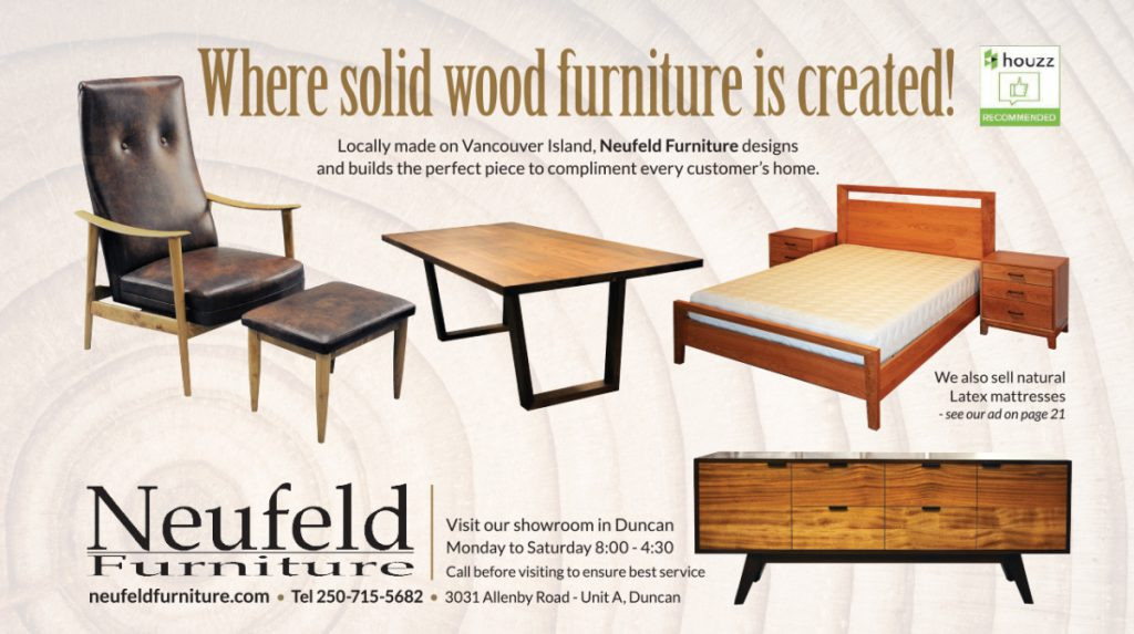Salish Sea Real Estate Neufeld Furniture