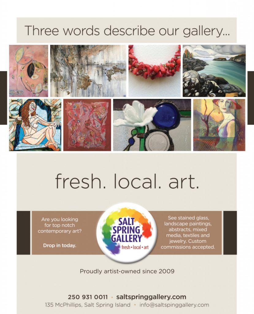 Salish Sea Real Estate Salt Spring Gallery