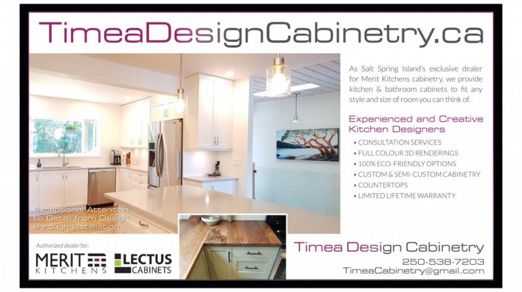 Salish Sea Real Estate Timea Design Cabinetry