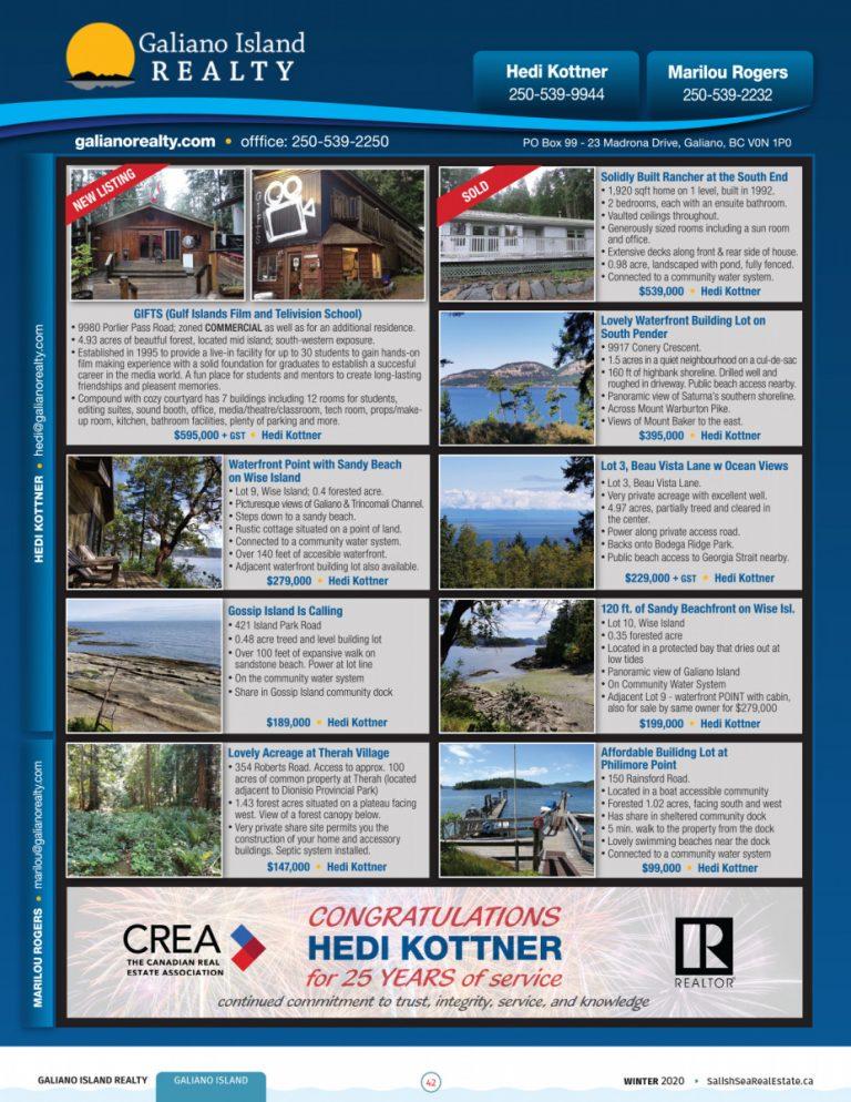 Salish Sea Real Estate Hedi Kottner